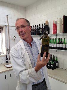 Flasche leer? Bei Álvaro van Zeller ist noch viel Sprit im Tank!