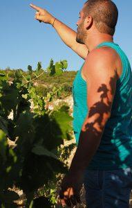 Weingut 7 Maher Harb Libanon Winzer