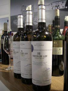 reinsortige / sortenreine Rotweine von Barón de Ley: Maturana, Graciano, Garnacha