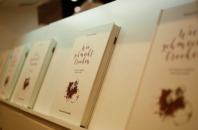 Wein Bücher Markus del Monego Buchtitel Wie schmeckt trocken