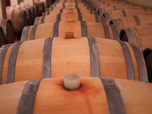 Labor Weingut Schwefel Fässer