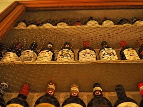 Weinbücher Weinregal