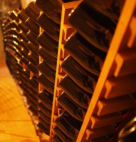 weihnachtliche Weinsorgen Sektflaschen richtig öffnen