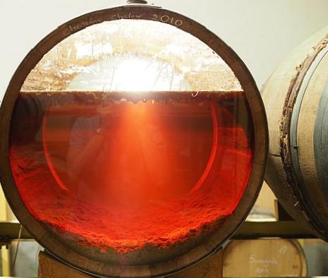 vin jaune fass hefe schicht schleier Jura