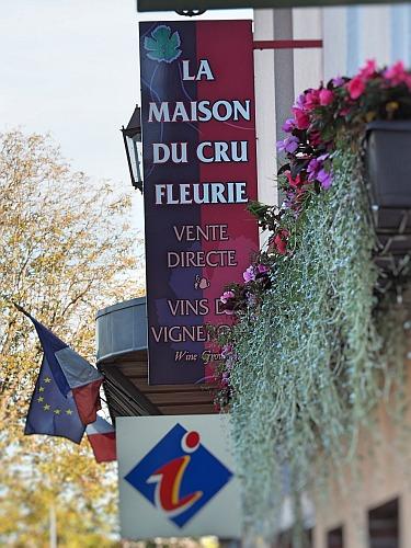 Maison du Cru Fleurie