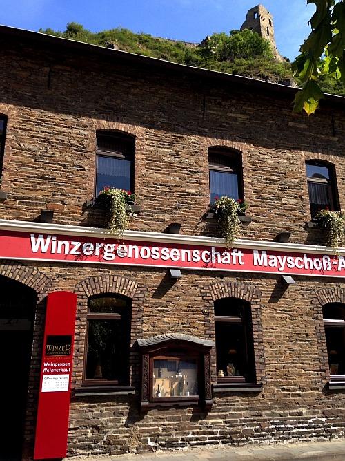 Sieger beim Ahrwein des Jahres 2016, Winzergenossenschaft Mayschoß-Altenahr