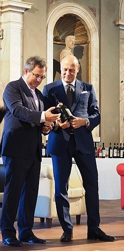 300 Jahre Chianti Classico Vereinbarung mit der Champagne