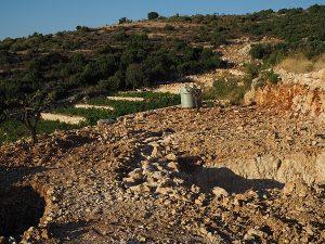 Bau Kellerei Maher Harb Libanon Winzer