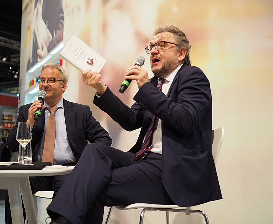 Wein Bücher Markus del Monego Heribert Prantl