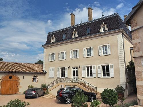 Beaujolais Château du Moulin à Vent