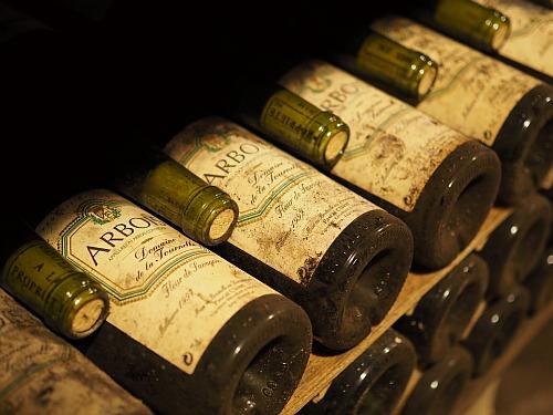 Weinbücher Geschützte Ursprungsbezeichnung Arbois