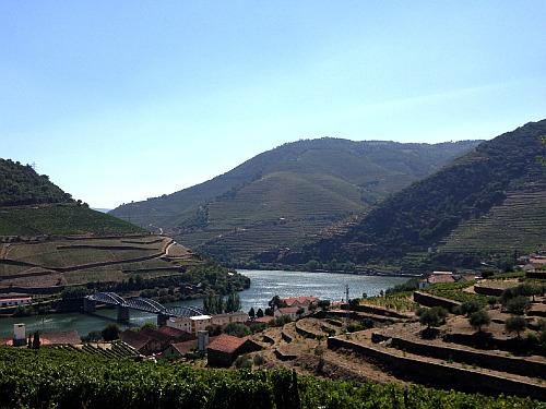 Geschützte Ursprungsbezeichnung Douro Portugal
