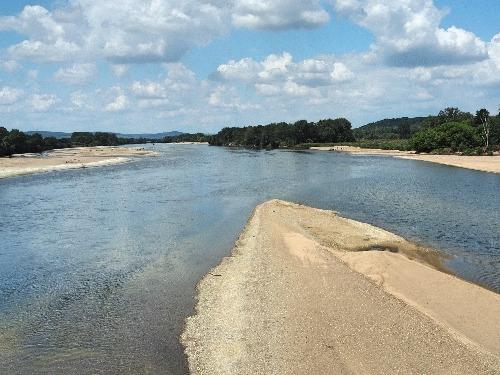 Loire Wein Vielzahl Geschützte Ursprungsgebiete