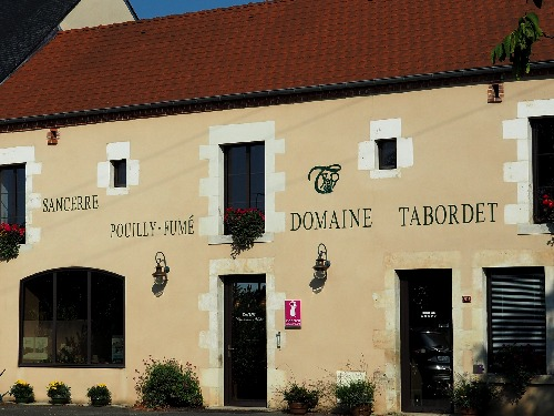 Loire-Wein Tabordet Pouilly-Fumé Sancerre