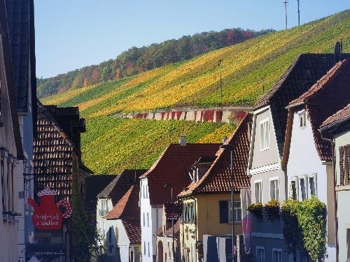 Statistik Wein Franken