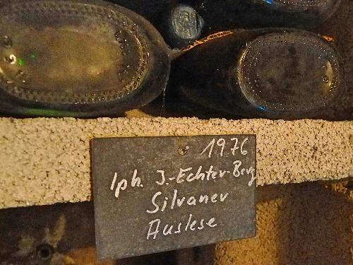 Wein-Statistik Silvaner
