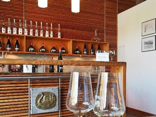Verkostungsraum Weingut Zur Schwane Nordheim