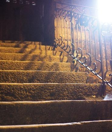 winzer keller eingang treppe