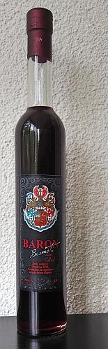 Bermet Vojvodina Serbien Halbliterflasche