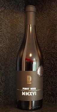 Entdeckungen des Jahres Dumo Pinot Noir Fruska Gora