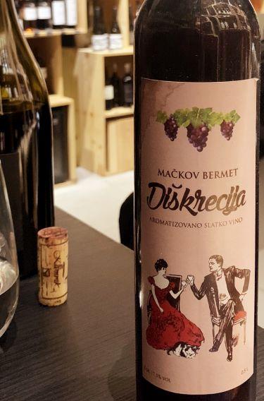 Wein Namen Diskretion Abstand