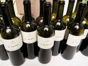 Ornellaia Cuvee Einzelweine Bestandteile