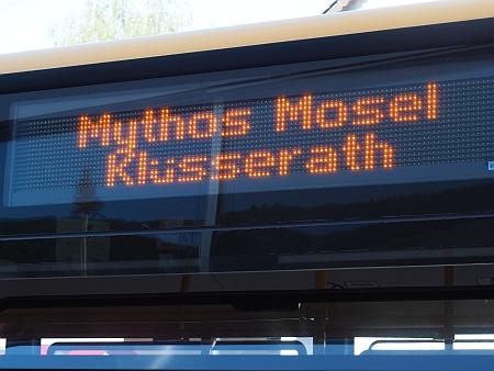 offene Keller Mythos Mosel Bus Shuttle