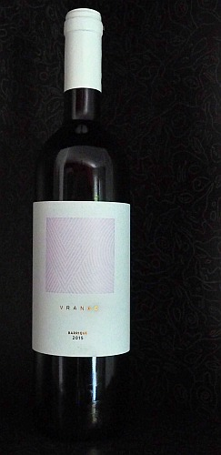 Fruška Gora Vranac Serbischer Wein