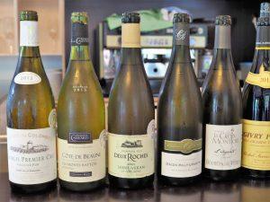 Burgund Weißwein Chardonnay